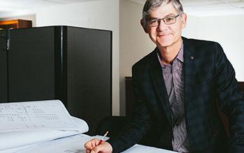 Frank Close, CEO