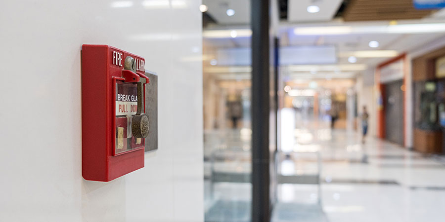 fire alarm systems in washington state