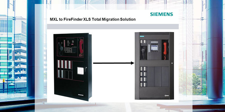 Siemens firefinder xls user manual