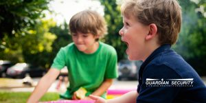 Worried About Watching The Kids This Summer? Let Smart Home Security Help