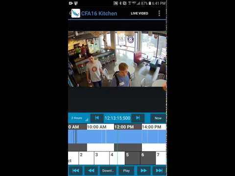 Eagle Eye Networks - Camera Viewer App